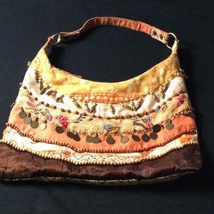 Cotton Boho Bag
